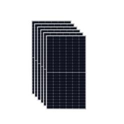 Kit 2Kwp Pannello Solare Jinko 340Wp Monocristallino JKM340M-60H fotovoltaico