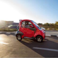 Minicar Elettrica 125 Vitale auto elettrica 16 Anni patente B miniauto
