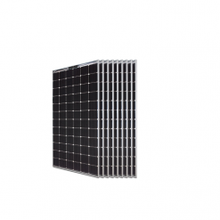 Kit 3Kwp Pannello Solare LG 335Wp Monocristallino NeON 2 Bifacial N1T-V5 72 celle stock