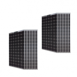 Kit 6Kwp Pannello Solare LG 335Wp Monocristallino NeON 2 Bifacial N1T-V5 72 celle stock