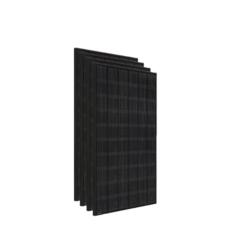 Kit 1,4Kwp Pannello Solare LG 350Wp Monocristallino NeON2 full black N1K-N5 60 celle stock