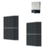Kit Ibrido 3Kwp Pannello Solare Trina Solar 375Wp Monocristallino TSM-DE08M.08(II) top di gamma