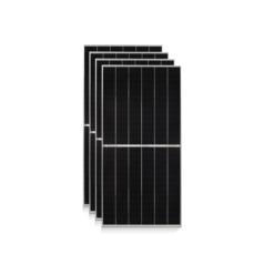 Kit 1,7Kwp Pannello Solare Jinko tiger pro 440Wp Monocristallino JKM440M-6tl4 half cell top di gamma