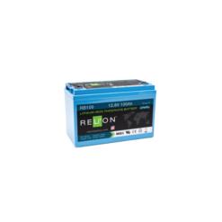 Batteria 100Ah 12V Relion RB100 12V LiFePO4 alte prestazioni x fotovoltaico top di gamma