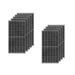 Kit 4Kwp Pannello Munchen 450Wp Monocristallino 182 celle HALF cell top di gamma